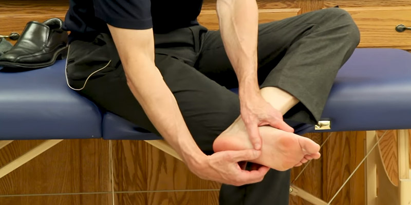 How To Relieve Foot Pain FI