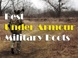 Under Armour Valsetz Review - The Best Military And Tactical Boots Ever