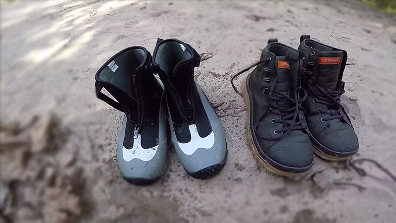 Best Water Shoes for Fishing Review
