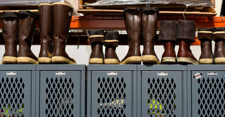 How to Make Rubber Boots Shiny Again