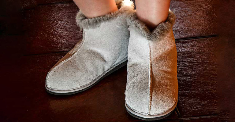 Leave the Slippers to Air-dry
