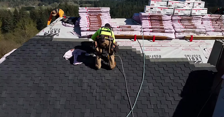 How to Walk on a Steep Roof Fi