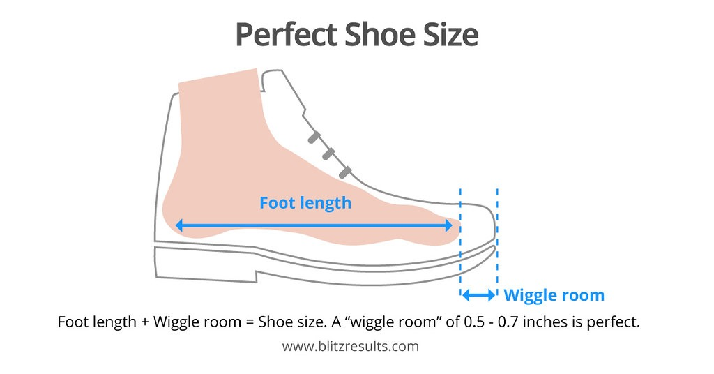 Things You Need To Measure Your Shoe Size