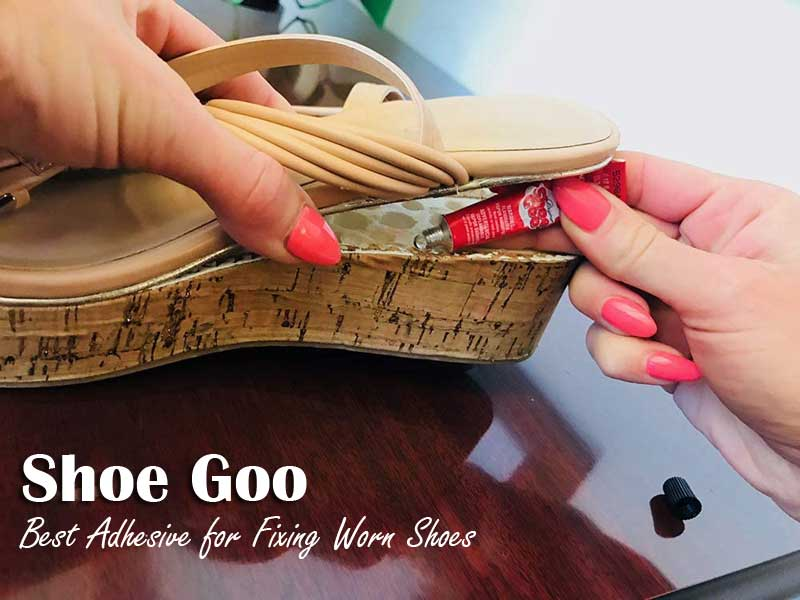 Shoe Goo Review - The Best Shoe Glue and Adhesive on Market