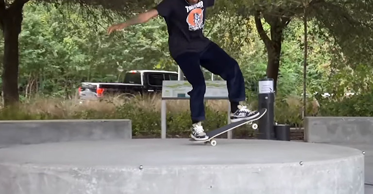 What makes Converse good for skateboarding