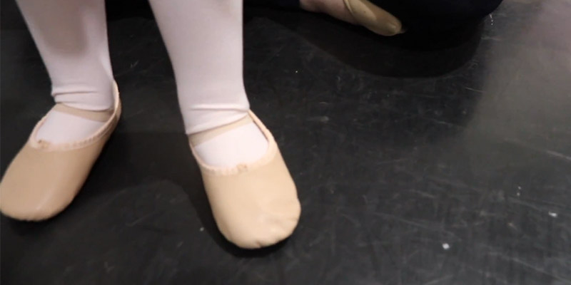 Ballet Shoes for Toddler FI