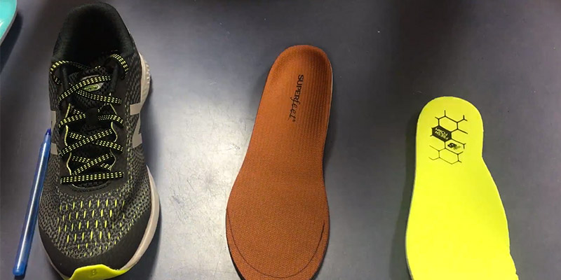 Best Insoles for Big Guys Fi