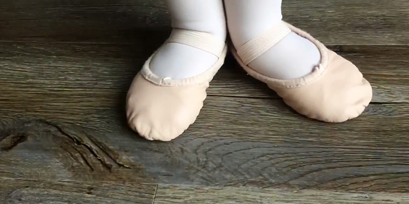 How Should Ballet Shoes Fit a Toddler FI