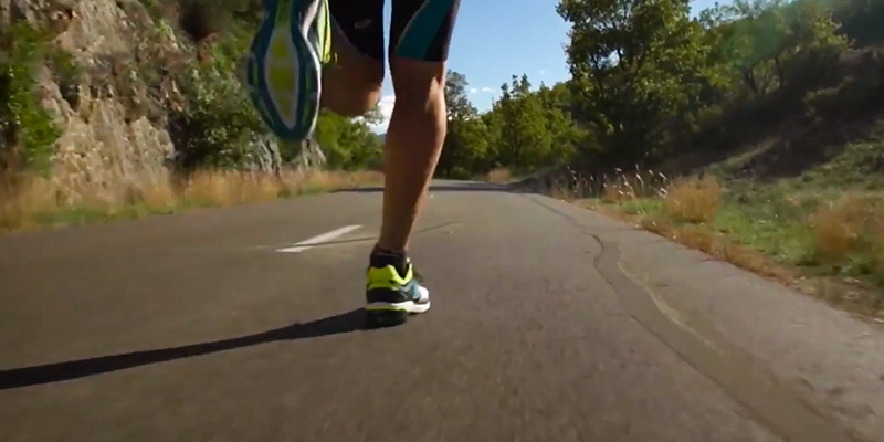 Runners need more cushioning