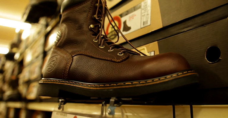 Red Wing Better for Normal Usage and Longevity