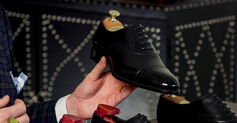 What Does Cap Toe Mean in Men's Shoes
