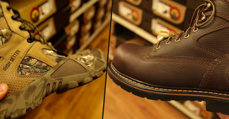 What's the Difference Between Red Wing and Irish Setter FI