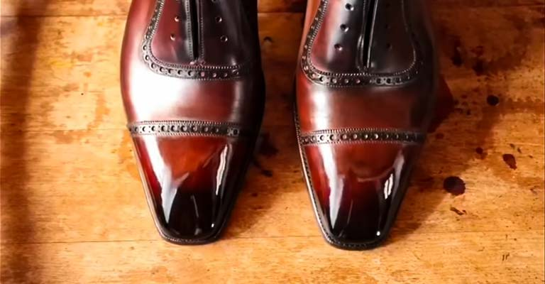 Are Wholecut Oxfords Formal FI