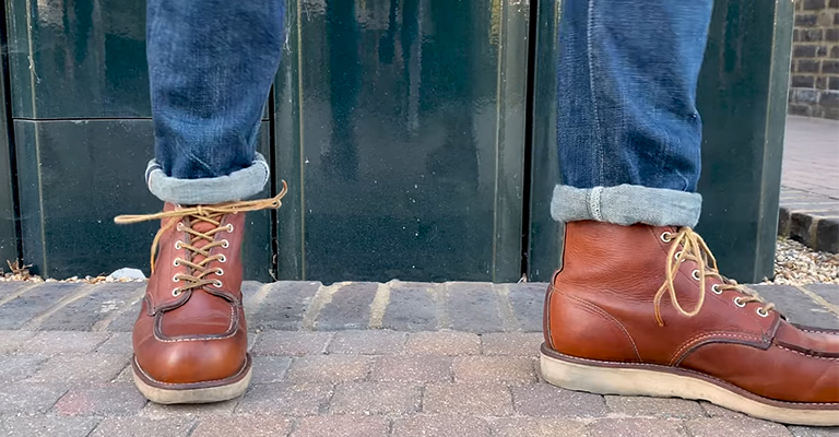 Reviews of Red Wing Heritage Boots