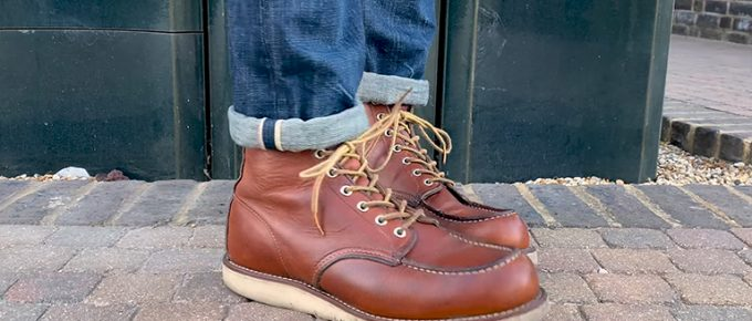 Are Red Wing Heritage Boots Good for Work FI
