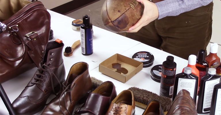 How to use leather conditioners