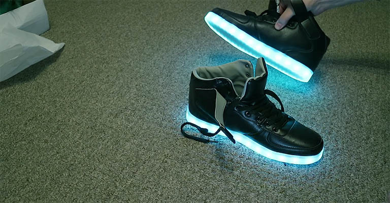 What Are the Best Light Up Shoes